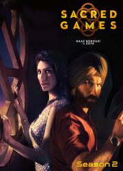 دانلود دوبله فارسی فصل دوم سریال بازی های مقدس Sacred Games 2019