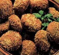 طرز تهیه ی فلافل بندری,عربی,خوزستانی