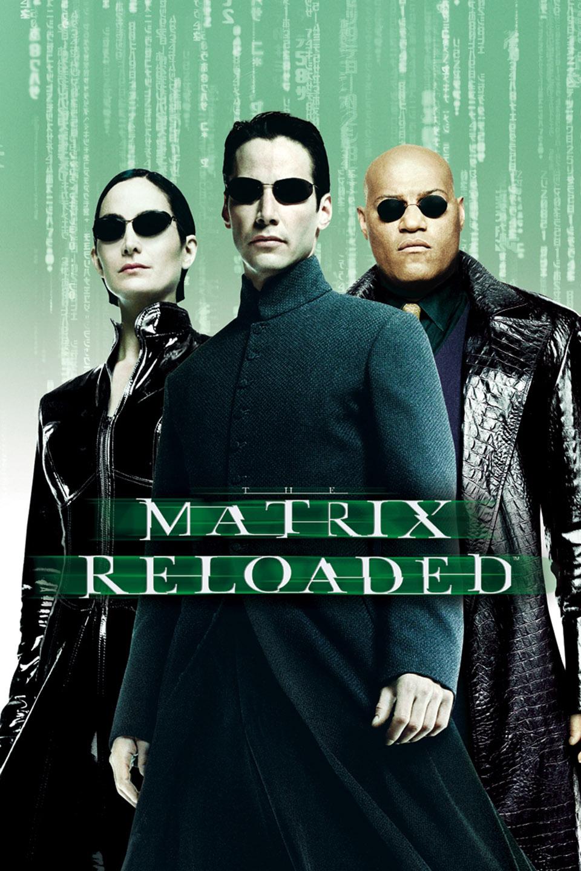دانلود فیلم ماتريكس : بارگذاري مجدد 2 (The Matrix Reloaded 2003)