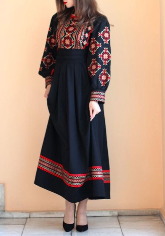 مدل مانتو سنتی افغانی جدید