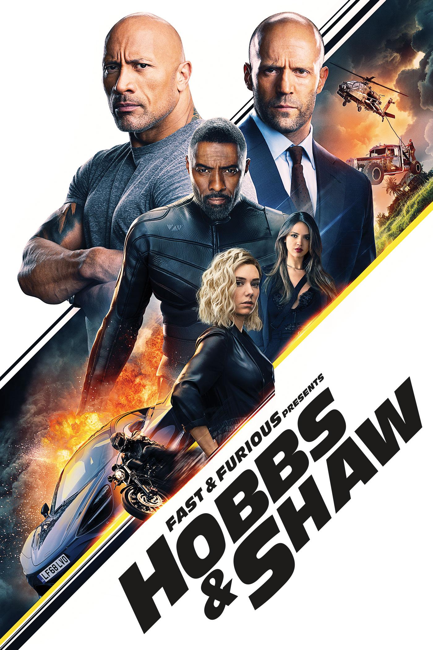 دانلود فيلم سریع و خشن : هابز و شاو Fast & Furious Presents: Hobbs & Shaw 2019
