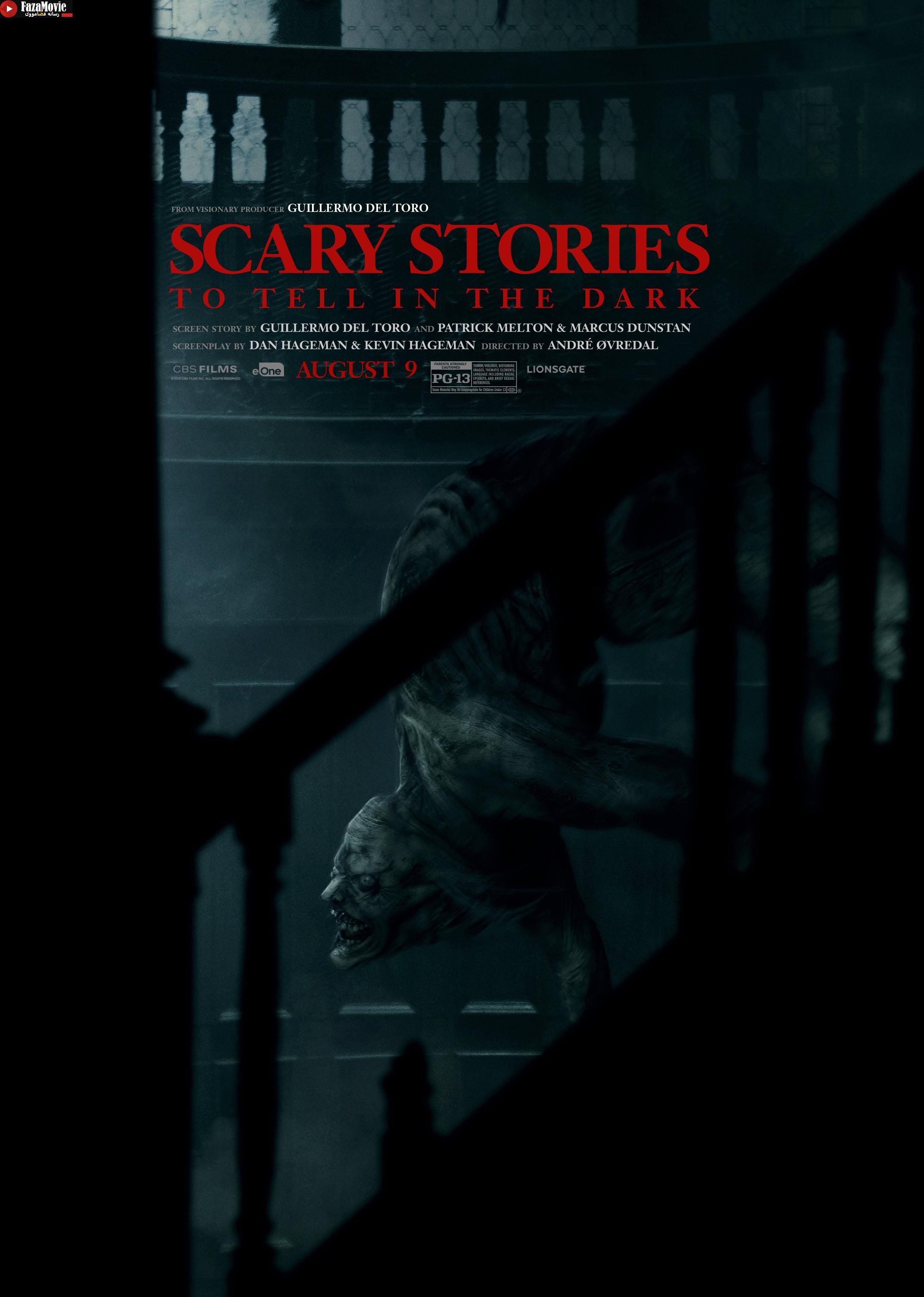 دانلود فیلم Scary Stories to Tell in the Dark 2019 داستان های ترسناک برای گفتن در تاریکی با زیرنویس فارسی