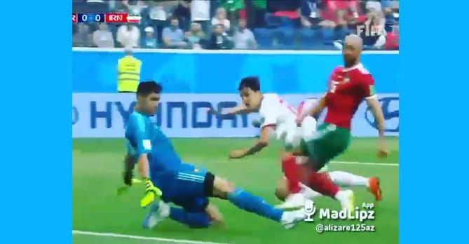 دانلود کلیپ دوبله طنز گزارش فوتبال علی تلمبه