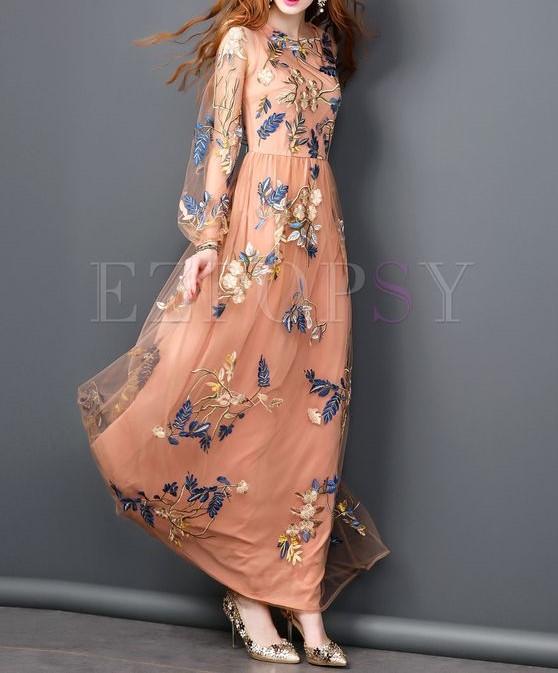مدل لباس مجلسی زنانه بلند جدید
