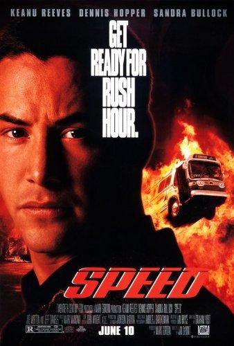 دانلود فیلم Speed 1994 (سرعت)