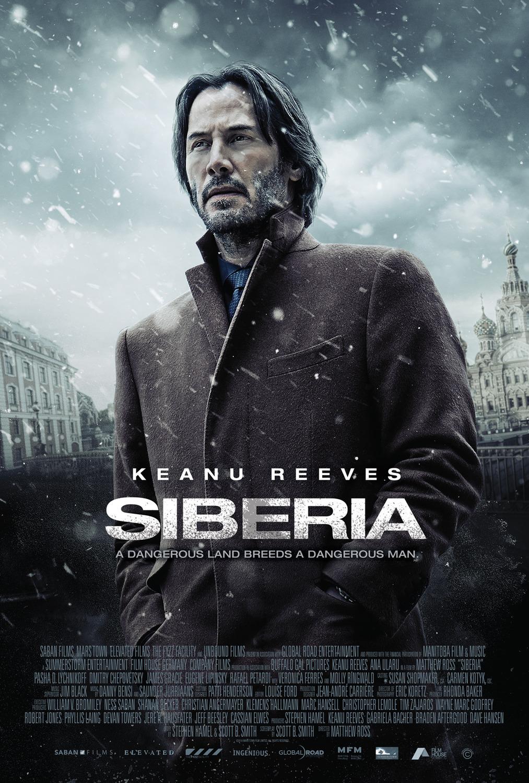 فیلم سينمايي سیبری (Siberia 2018)