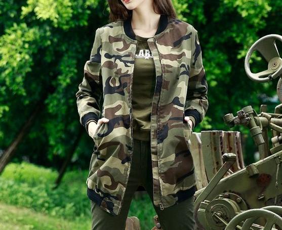 مدل مانتو ارتشی شیک