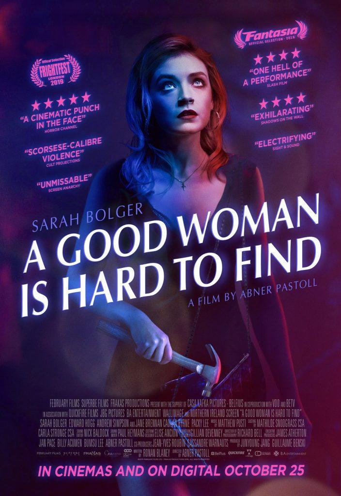 دانلود فیلم A Good Woman Is Hard to Find 2019