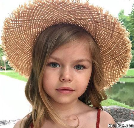 زیباترین دختر بچه جهان