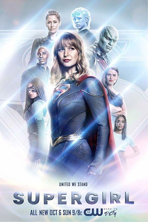 دانلود سریال Supergirl