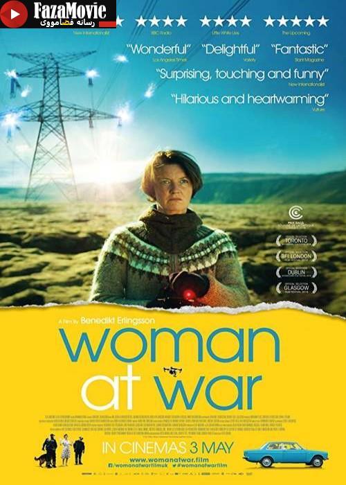 دانلود فیلم Woman at War 2018 زنی در جنگ با زیرنویس فارسی
