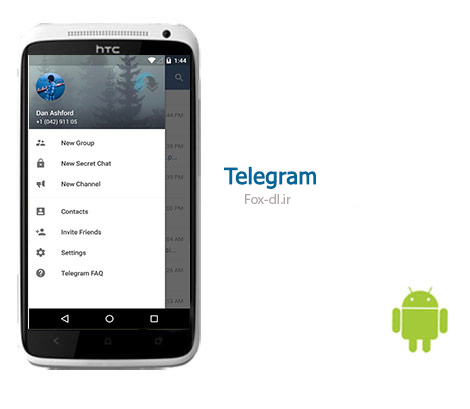 telegram android pic