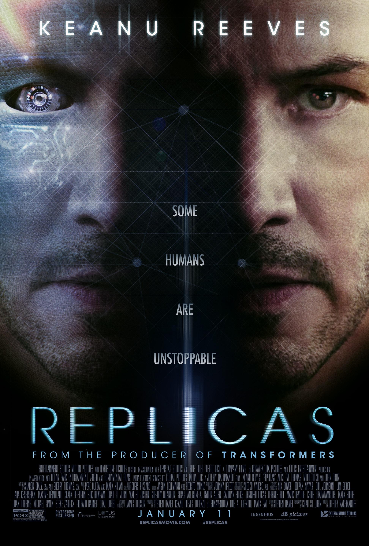 پخش آنلاين فیلم Replicas 2018 (جايگزين)