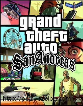 دانلود بازی Grand Theft Auto: San Andreas برای PC