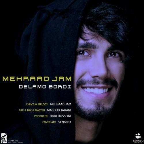 دانلود آهنگ جدید و فوق العاده زیبای مهراد جم به نام دلمو بردی
