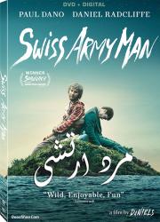 دانلود فیلم مرد ارتشی سوئیسی با دوبله فارسی Swiss Army Man 2016