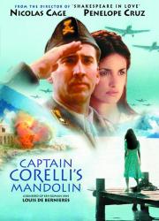 دانلود فیلم ماندولین کاپیتان کارولی Captain Corelli's Mandolin 2001