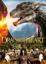 دانلود فیلم قلب اژدها: نبرد برای قلب آتشین Dragonheart: Battle for the Heartfire 2017