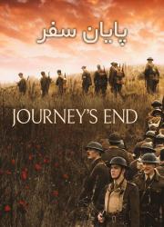دانلود فیلم پایان سفر با دوبله فارسی Journey's End 2017 BluRay