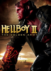 دانلود فیلم پسر جهنمی ۲ با دوبله فارسی Hellboy II: The Golden Army 2008