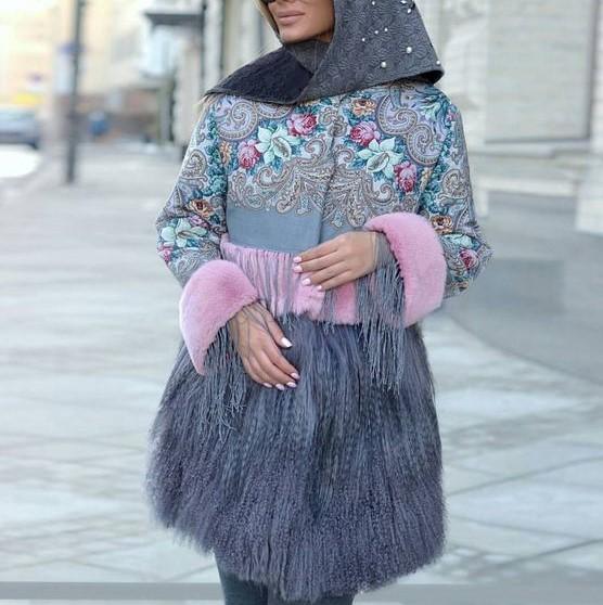 مدل مانتو زمستانی 2019