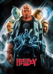 دانلود فیلم پسر جهنمی ۱ با دوبله فارسی Hellboy 2004 BluRay