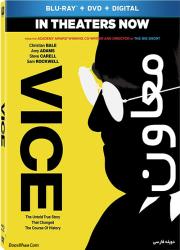 دانلود فیلم معاون با دوبله فارسی Vice 2018 BluRay