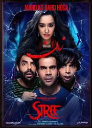 دانلود فیلم هندی زن (استری) با دوبله فارسی Stree 2018 BluRay