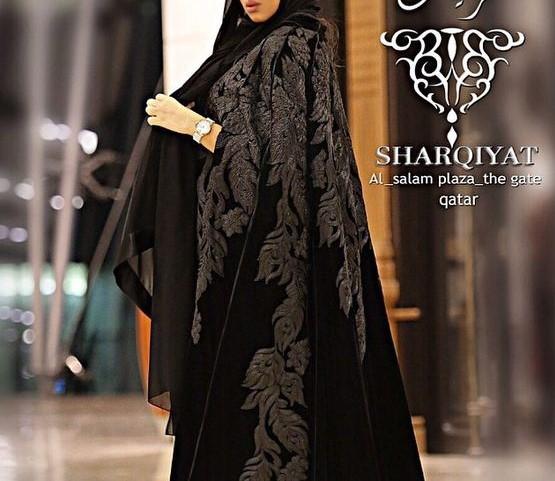 مدل عبا عربی زنانه شیک