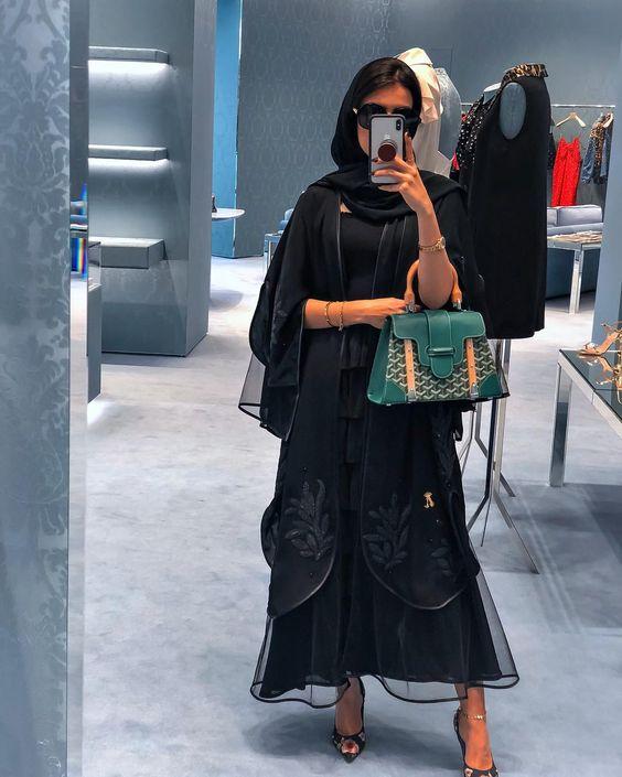 مدل عبا عربی ساده