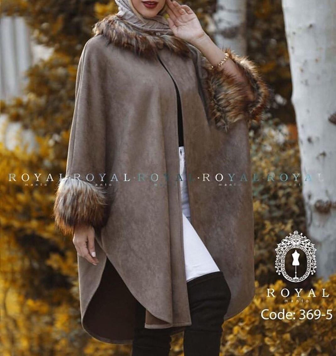 مدل شنل دخترانه اینستاگرام