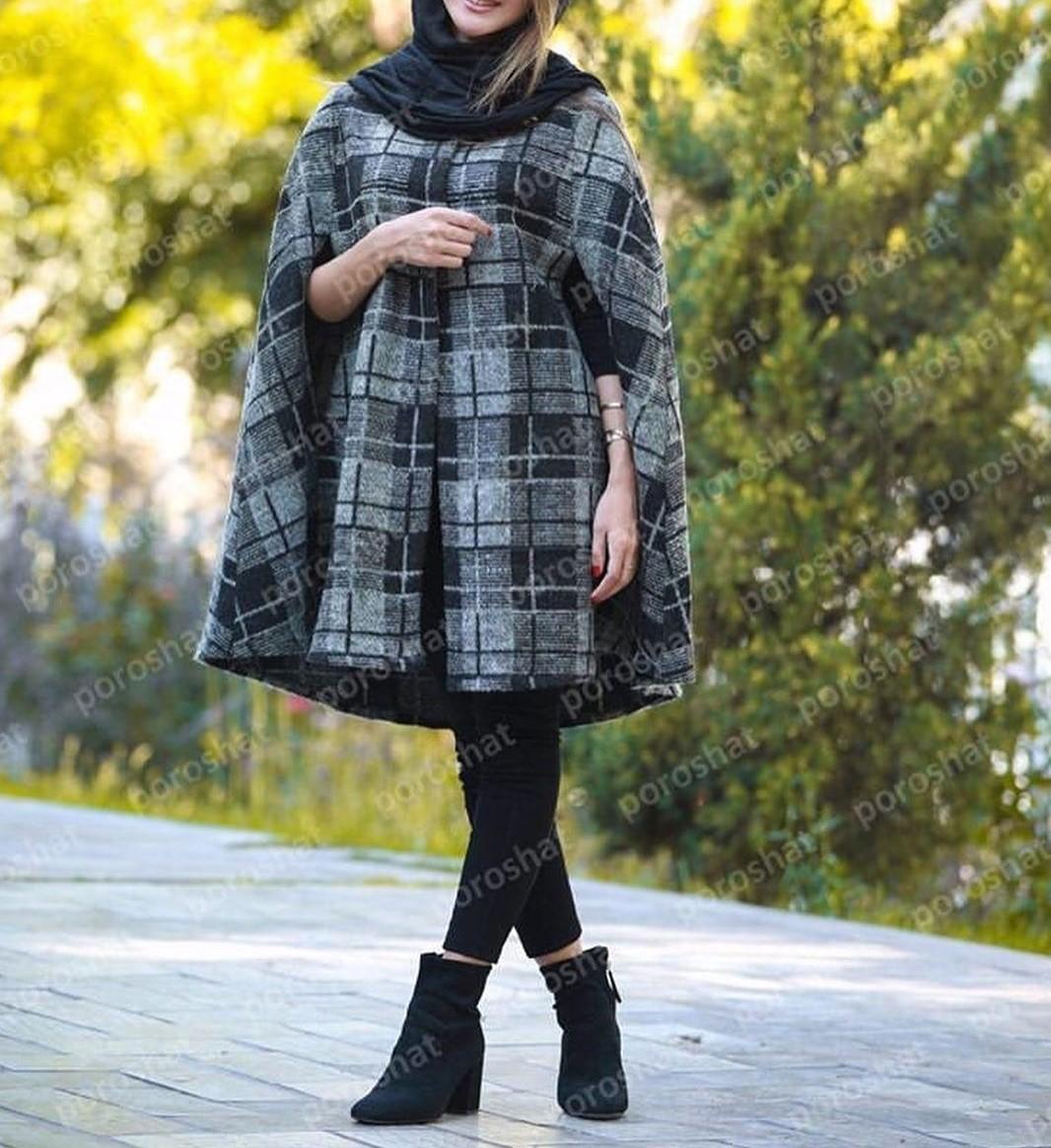 مدل شنل دخترانه در اینستاگرام