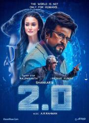 دانلود فیلم هندی ۲.۰ با دوبله فارسی Enthiran 2.0 2018 Movie
