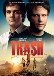 دانلود فیلم پسران شهر زباله با دوبله فارسی Trash 2014 BluRay