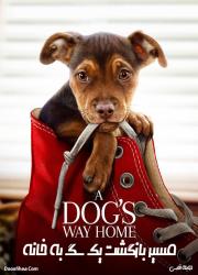 دانلود دوبله فارسی فیلم مسیر بازگشت یک سگ به خانه A Dog's Way Home 2018