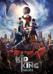 دانلود دوبله فارسی فیلم کودکی که پادشاه خواهد شد The Kid Who Would Be King 2019