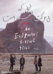 دانلود دوبله فارسی فیلم فیلی که بی حرکت نشسته است An Elephant Sitting Still 2018