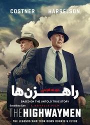 دانلود فیلم راهزن ها با دوبله فارسی The Highwaymen 2019 BluRay