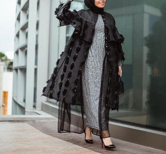 مدل مانتوی بلند زنانه جدید