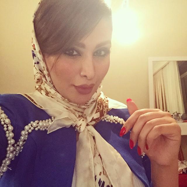 سلفی جدید دنیا جهانبخت مدل ایرانی