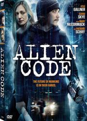دانلود دوبله فارسی فیلم رمز بیگانه Alien Code 2017 BluRay