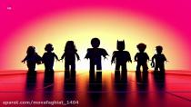 کارتون انیمیشن لگو لیگ عدالت برخورد کیهانی