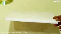 ساخت دستگاه حباب ساز با وسایل دور ریختنی
