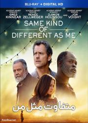 دانلود دوبله فارسی فیلم متفاوت مثل من Same Kind of Different as Me 2017