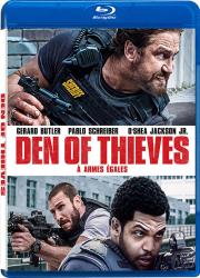 دانلود دوبله فارسی فیلم لانه دزدان Den of Thieves 2018 BluRay