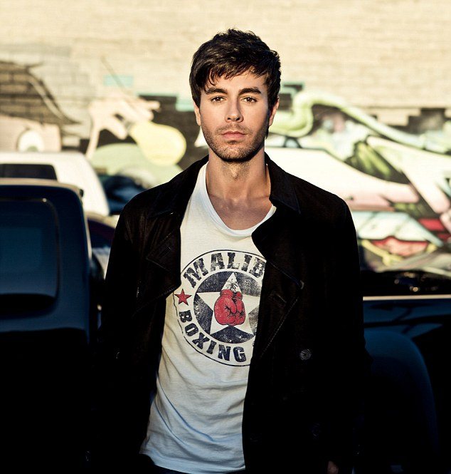 متن و ترجمه There Goes My Baby از Enrique Iglesias
