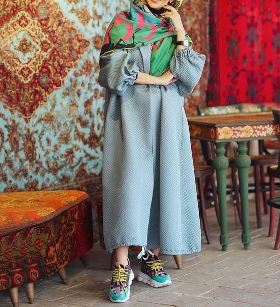 مدل مانتو اینستاگرام تهران