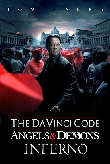 دانلود کالکشن فیلم های The Da Vinci Code & Angels & Demons & Inferno