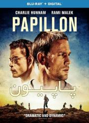 دانلود فیلم پاپیون با دوبله فارسی Papillon 2017 BluRay