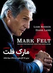دانلود فیلم مارک فلت با دوبله فارسی Mark Felt 2017